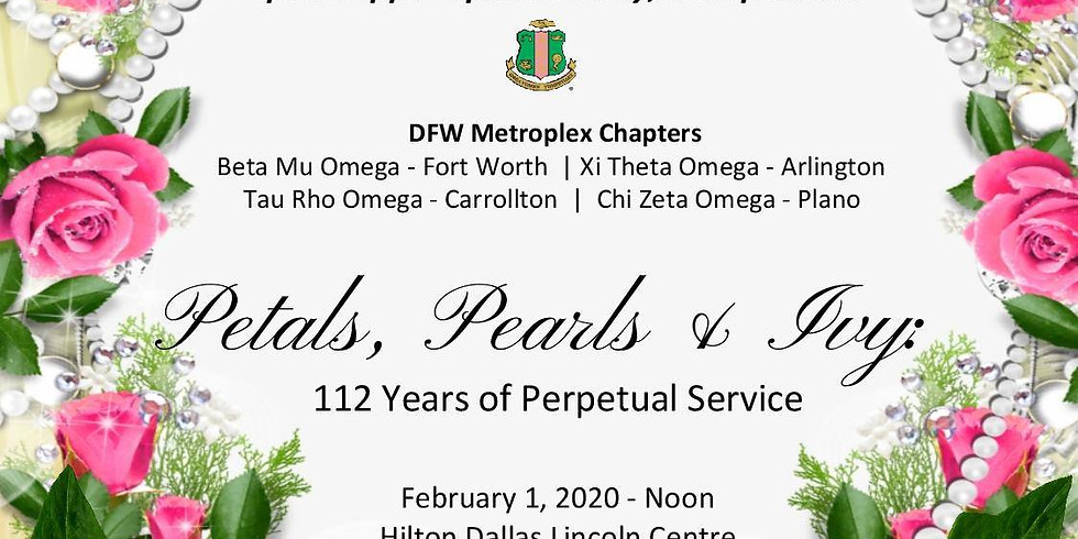 DFW Metroplex Founder's Day