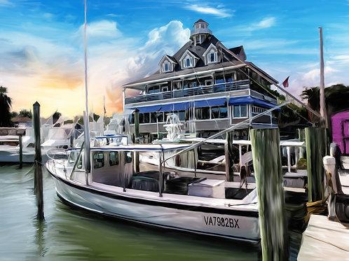 Boats at Rockafellers