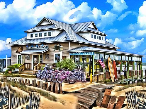 Shell Fish Company Virginia Beach