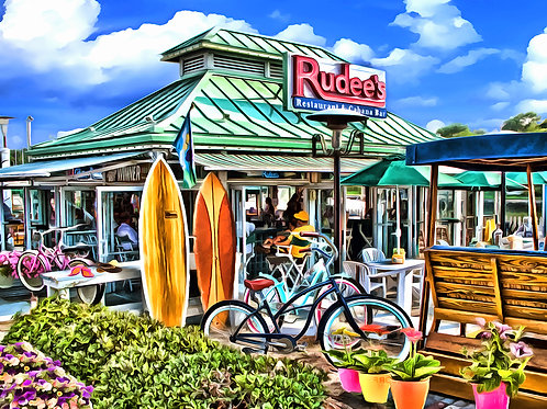 Cabana at Rudees
