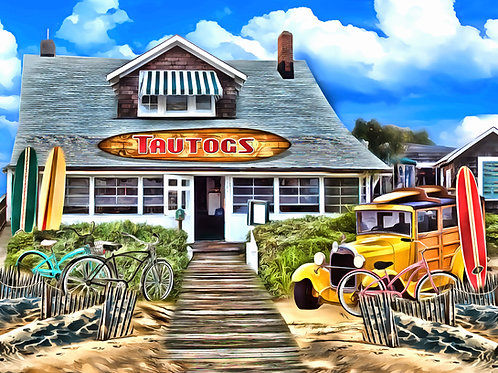 Tautogs Virginia Beach