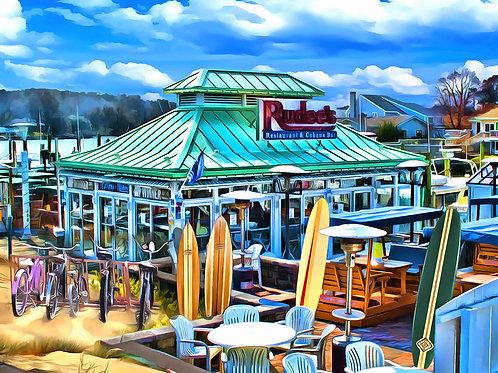 Rudee Cabana Virginia Beach