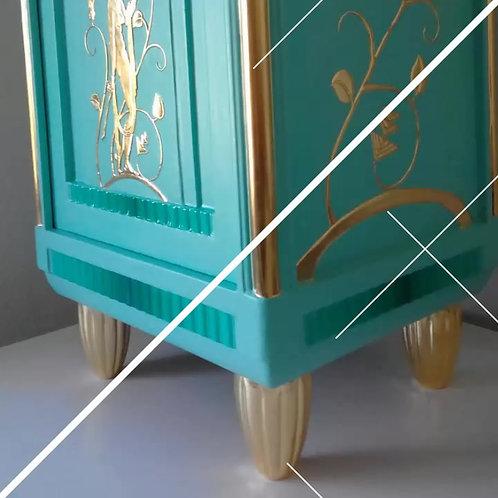 Table de chevet art décor