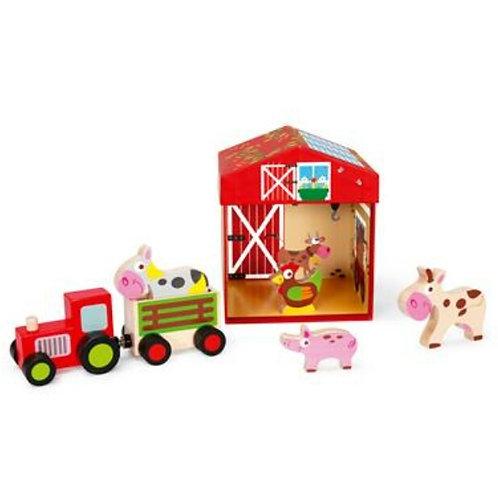 Scratch Europe boîte à jouets Ferme