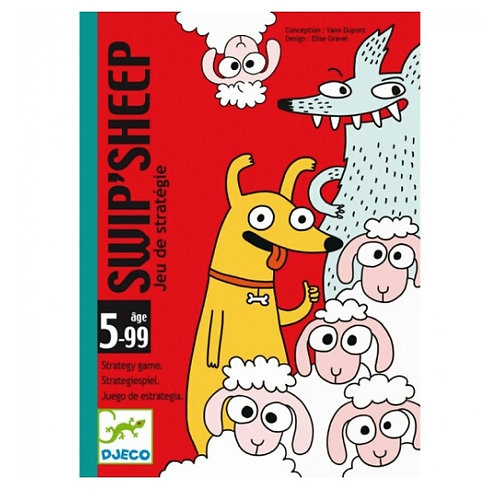 Swip'Sheep Djeco