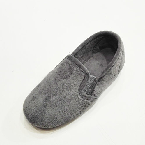 Pantougles Cienta gris