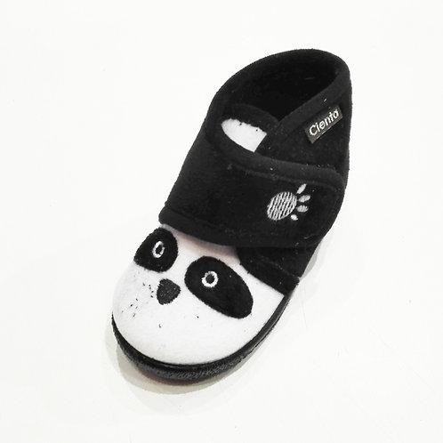 Pantoufles Cienta panda