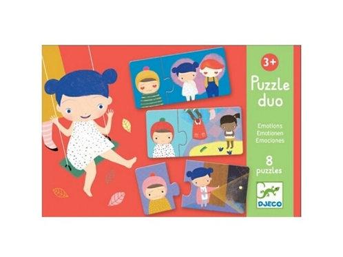 Puzzle duo Djeco