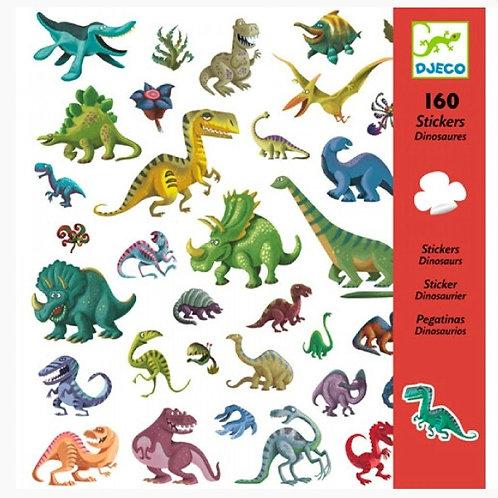 Stickers Dinosaures Djeco