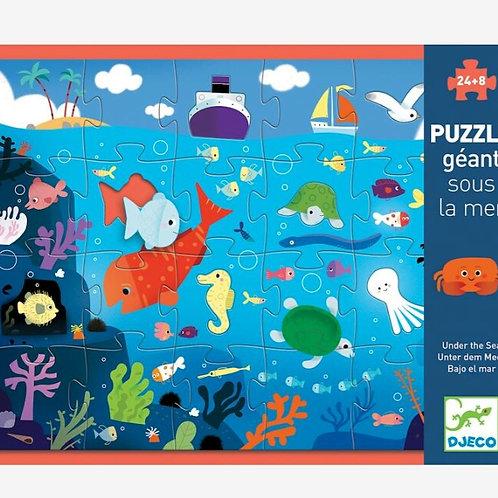 Puzzle géant Djeco