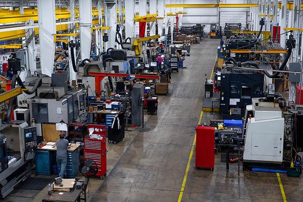 Tahoma Engineered Solutions Manufacturin