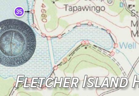 Fletcher Island High Point