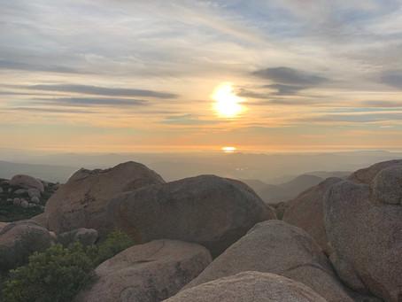 El Cajon Mountain and Then Some