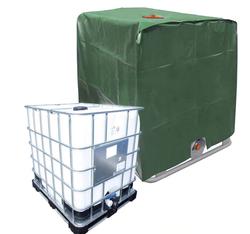 Bâche de protection cuve 1000 litres