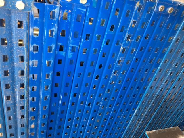 Rack à palettes 3m50 1er choix occas