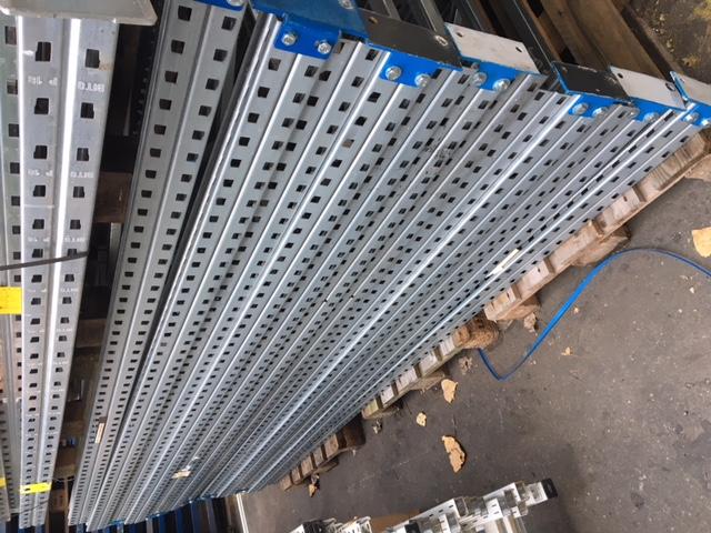 Rack à palettes Dexion 4m90 occasion