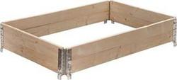 Bac à sable/cadre pliable 80x120