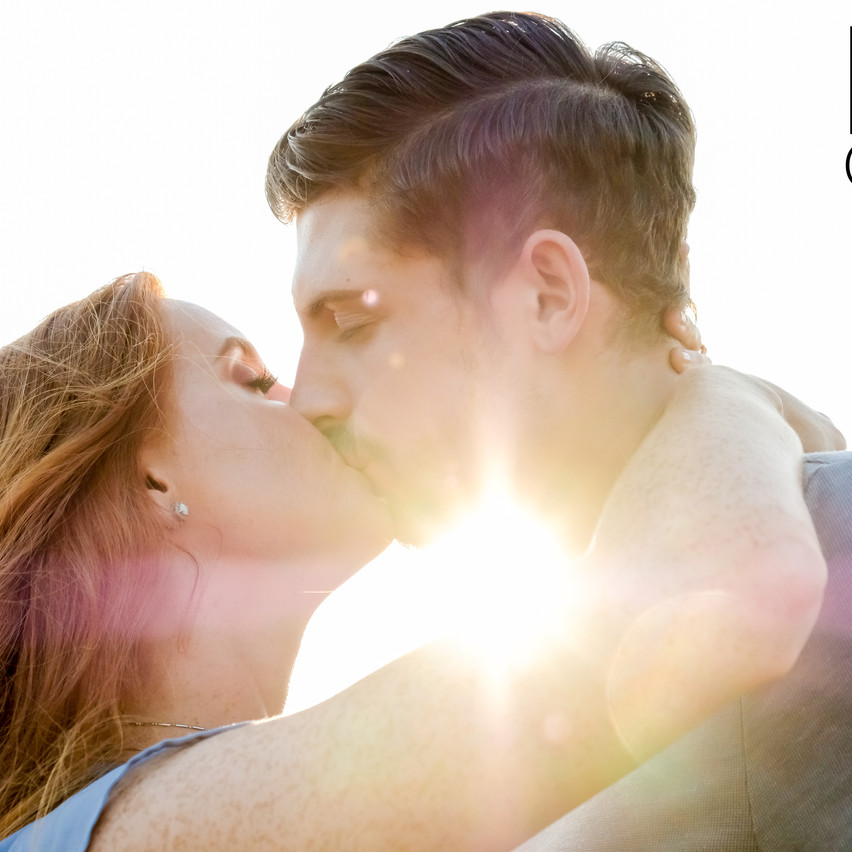 Engagement Session  Moorse Golf Course