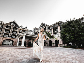 The Henderson Styled Bridal Session
