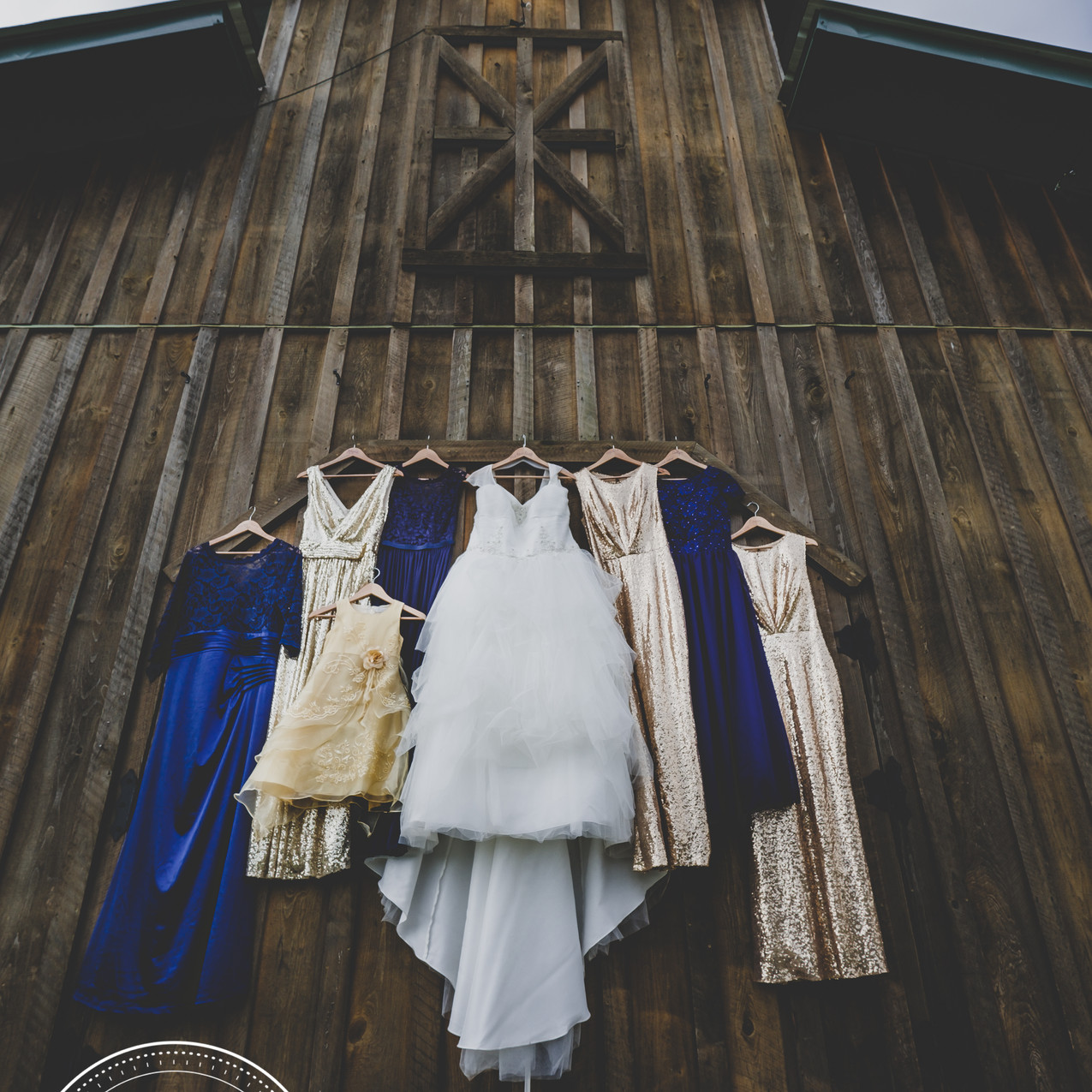 Dresses on Sowell Farms Barn