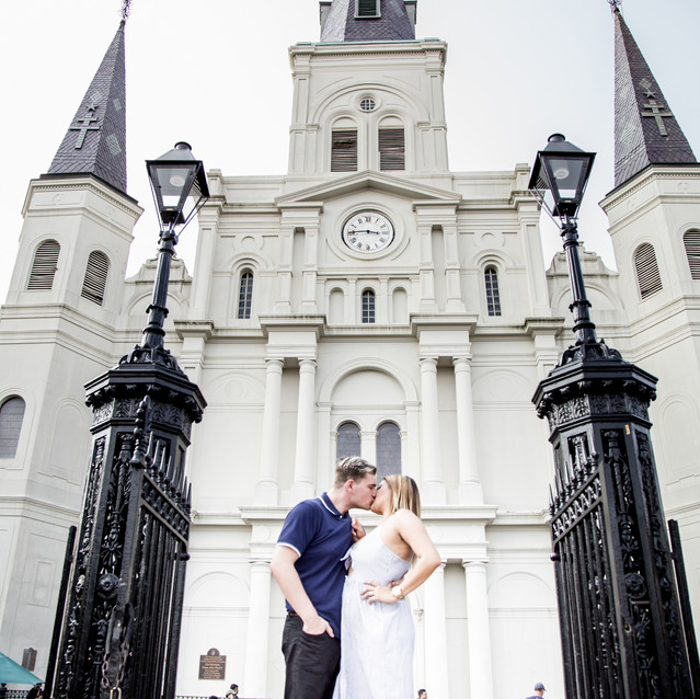 Engagement Session in New Orleans