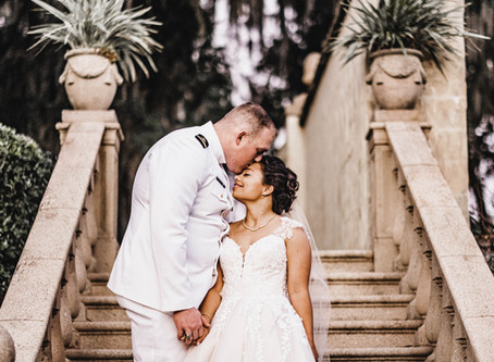 Amanda and Jeremiah's Jacksonville Wedding