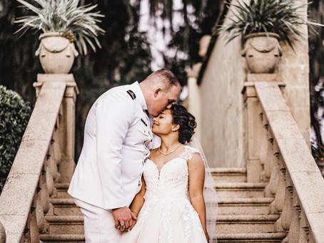 Amanda and Jeremiah's Jacksonville Wedding