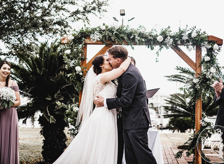 Logan + Nick's Pensacola Yacht Club Wedding