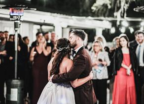 Kara + Colten's Destin Bay House Wedding
