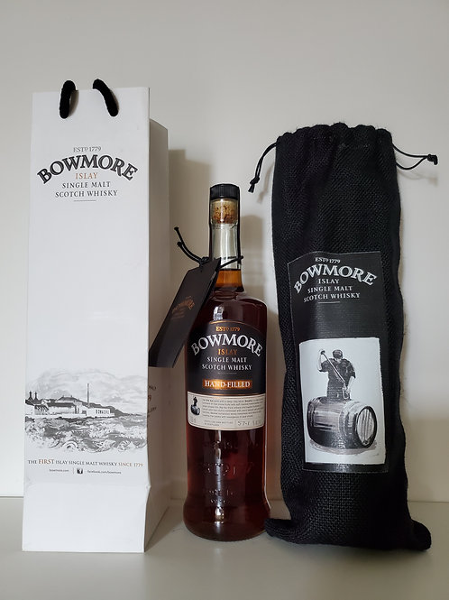 Bowmore 1998 Hand-filled Cask #32162