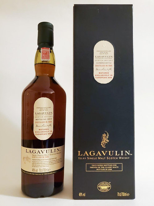 Lagavulin 1995 12 Years Old FOCM