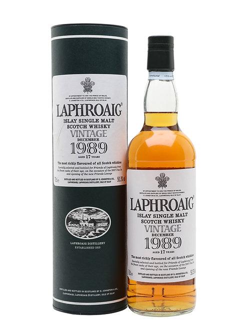 [WF91] Laphroaig 1989 17 Years Old Feis Ile 2007