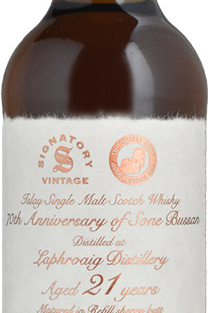 Laphroaig 1997 21 Years Old for Whisky Hoop