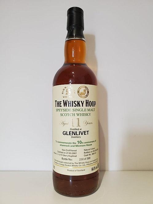 Glenlivet 2007 11 Years Old for Whiskyhoop