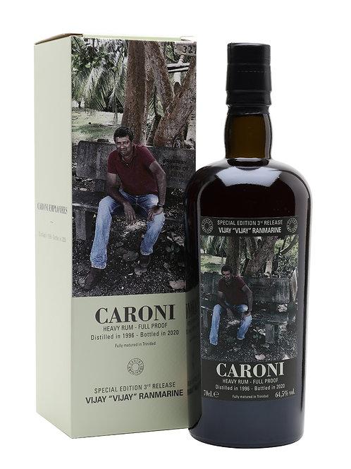 Caroni 1996 24yo Employees 3rd Release - Vijay Ranmarine