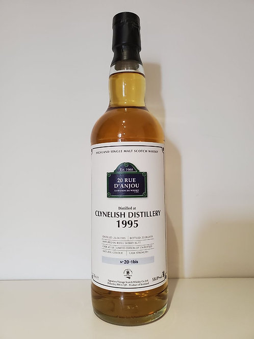 Clynelish 1995 24 Years Old for LMDW