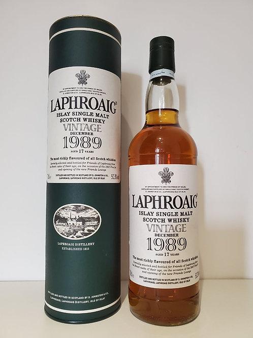 Laphroaig 1989 17 Years Old Feis Ile 2007