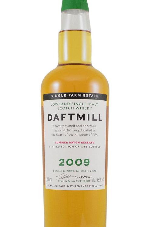Daftmill 2009 Summer Batch Release