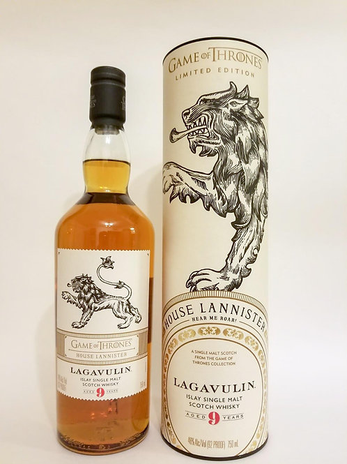 Lagavulin 9 Years Old - Game of Thrones