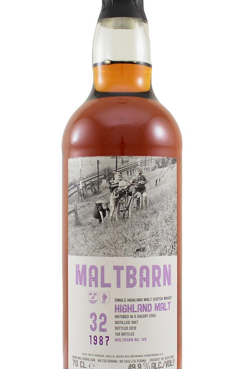 Maltbarn 1987 32 Years Old Highland Malt