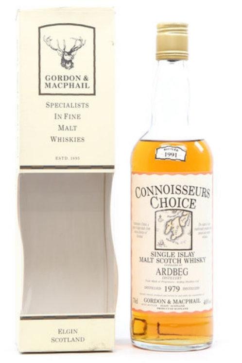 Ardbeg 1979 G&M Bottled1991