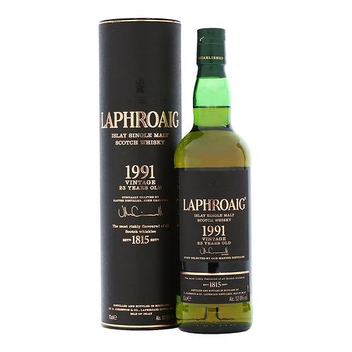 Laphroaig 1991 23 Years Old