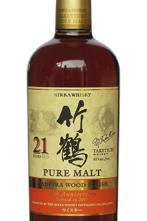 Taketsuru 21yo Madeira Wood Finish