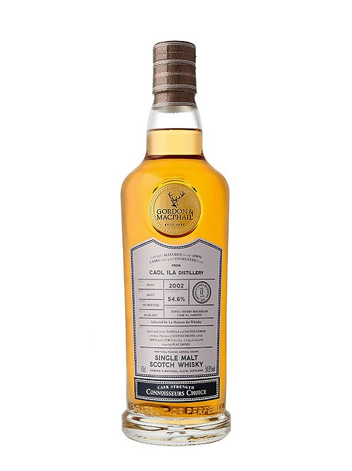 Caol Ila 2002 17 Years Old by G&M