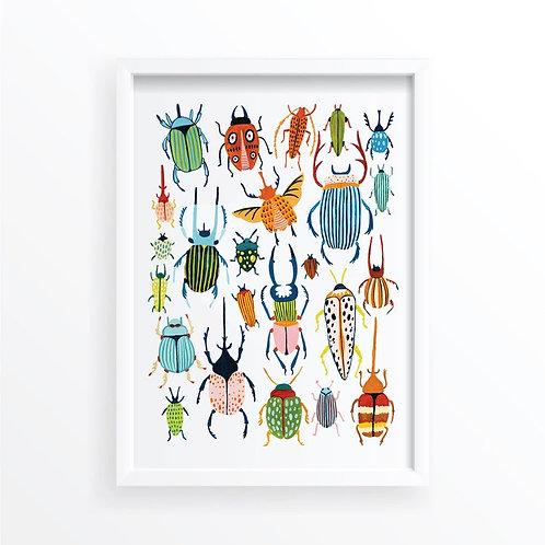 Beetles Anthology