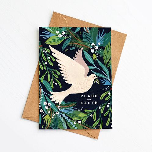 'Peace on Earth' Card