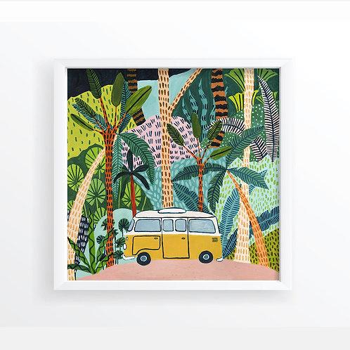 Jungle Camper