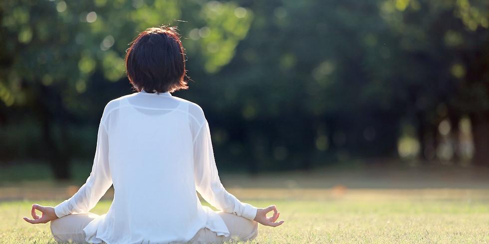 (1/24)瞑想の味わい〜初心者class