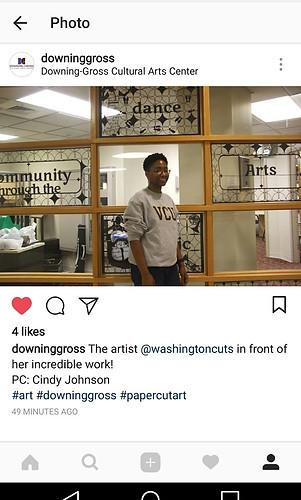 Downing-Gross Community Arts Center