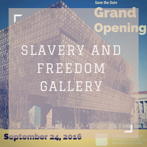 Slavery and Freedom Gallery